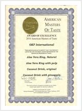 American Master  Of Taste  (2010)