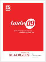 Taste 09 Award (Anuga) (2009)